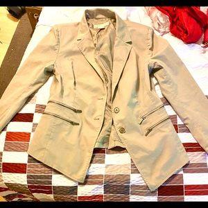 Michael Kors women's blazer size 8